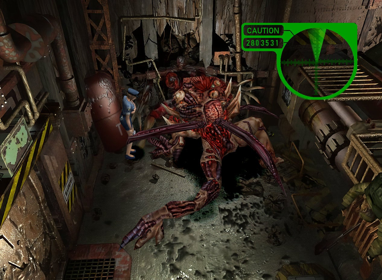 Fans Are Remastering Resident Evil 3: Nemesis
