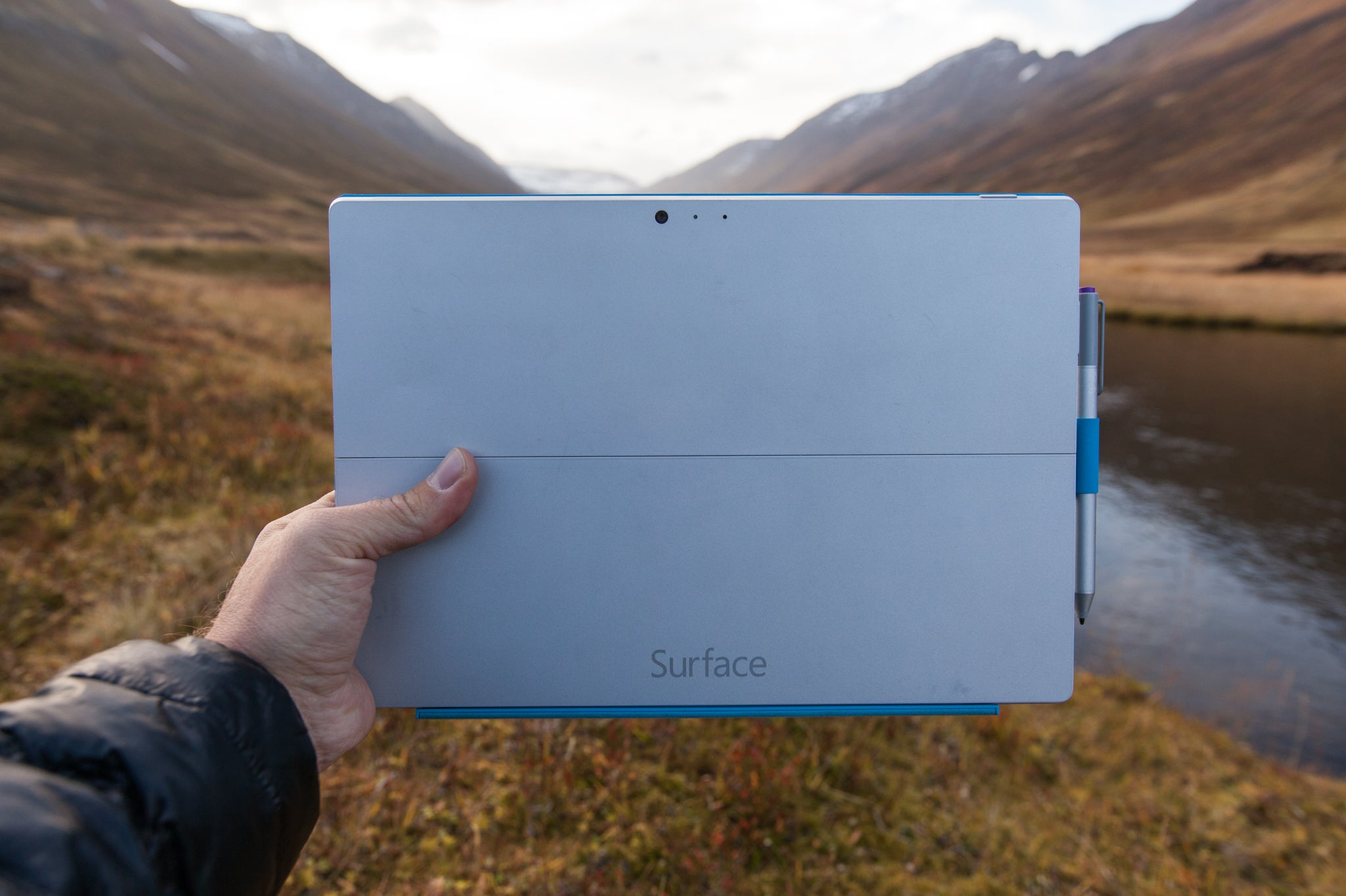 Microsoft Surface Pro 3 Review: The Ultimate Outdoor Computer?