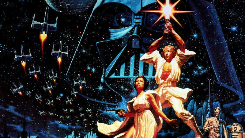 The Story Behind One Of Star Wars' Most Recognisable Posters