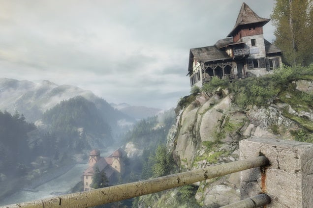 The Real World Reflected In The Vanishing Of Ethan Carter