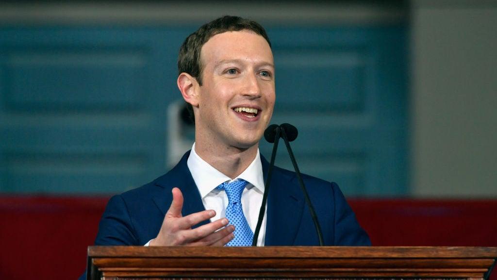 Here's Mark Zuckerberg's Written Testimony For Congress