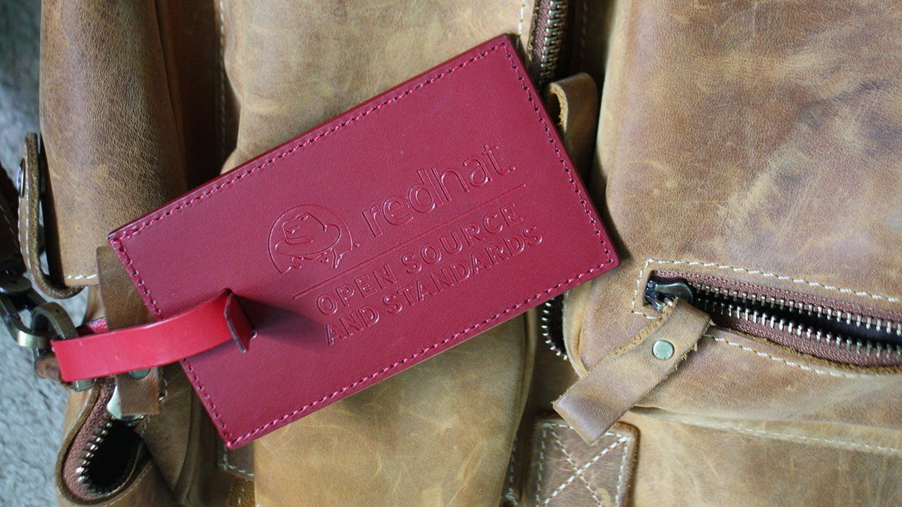 It's Surprisingly Easy To Make Personalised Embossed Leather Luggage Tags