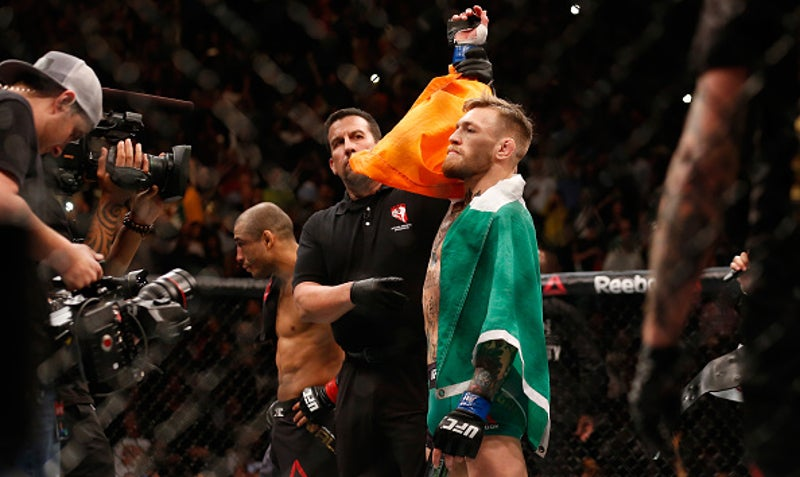 Conor McGregor Has The UFC Under His Thumb