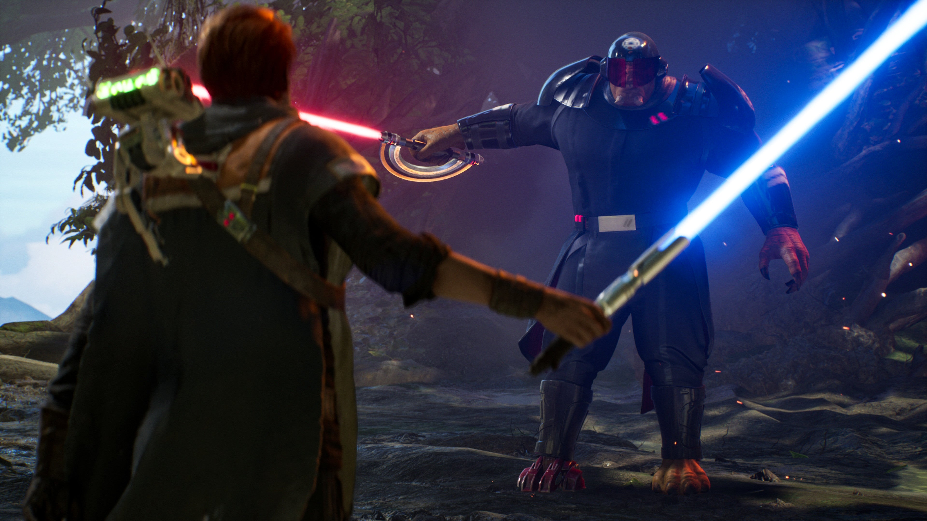Star Wars Jedi: Fallen Order Update Adds New Game Plus, Combat Challenges