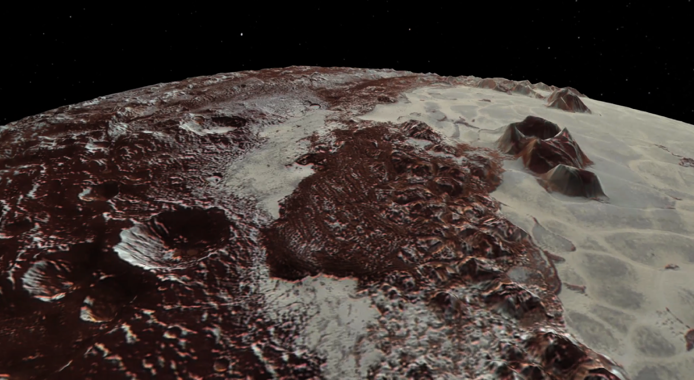 These New Maps Of Pluto And Its Moon Charon Are The Most Detailed Yet