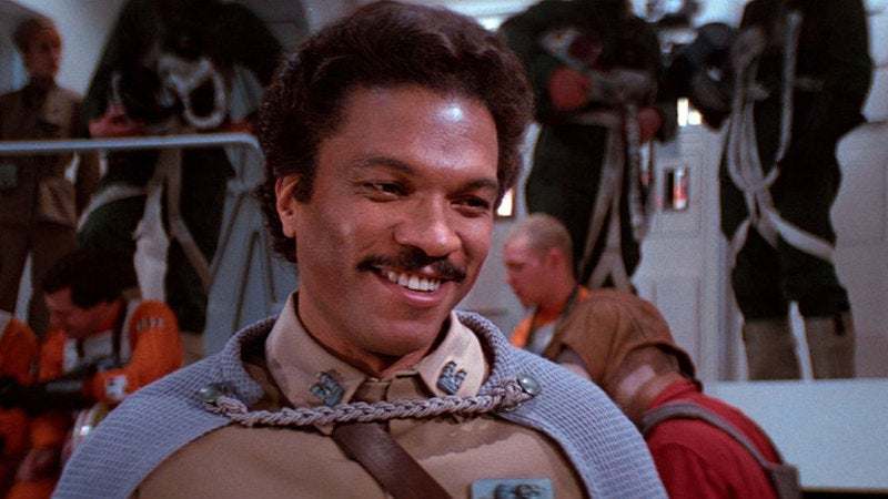 In His Mind, Billy Dee Williams Is Always Lando