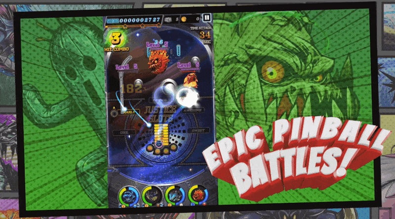 That Final Fantasy XV Mobile Pinball Thing Is Out