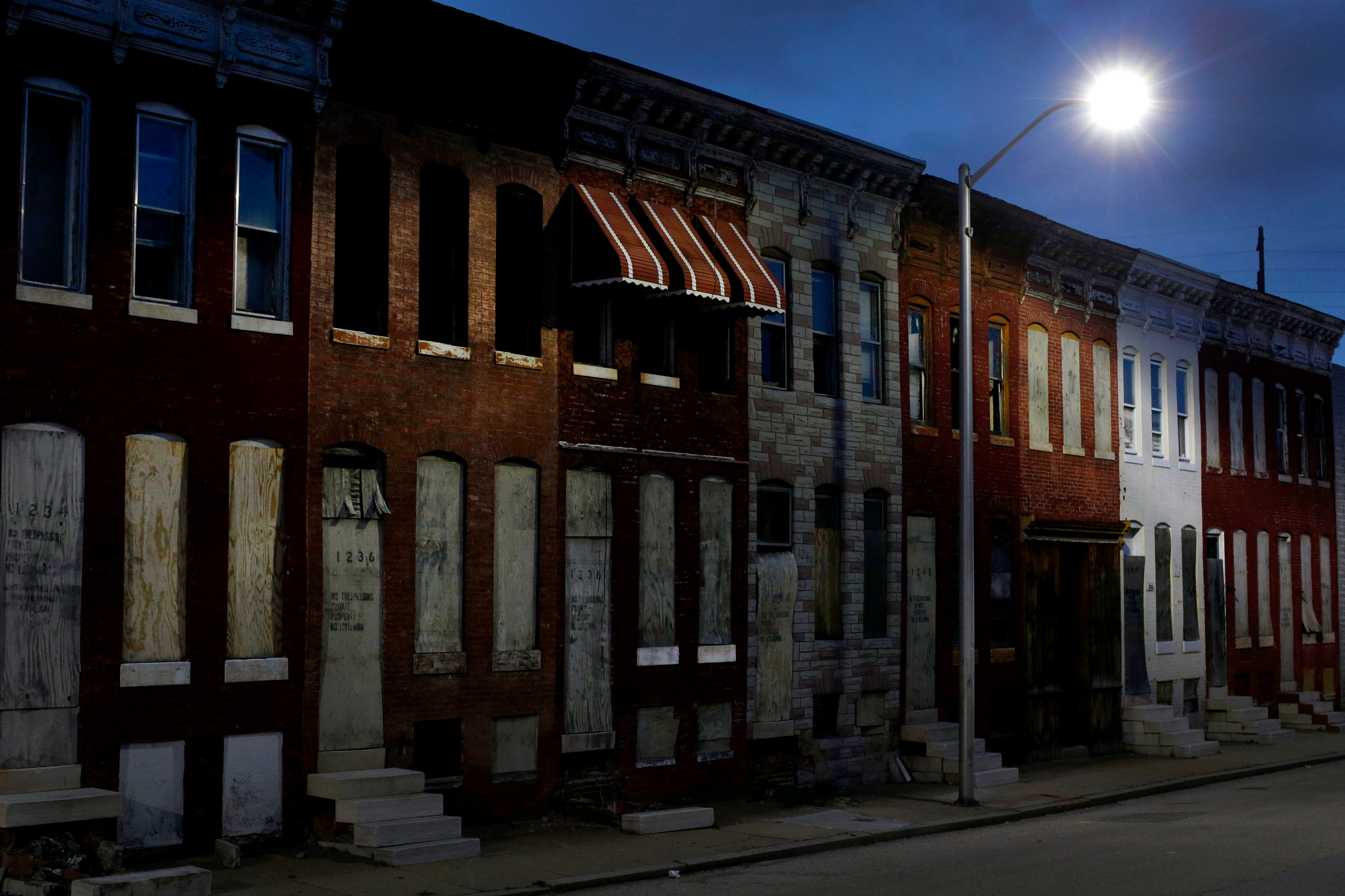Making Abandoned Homes Look Occupied Is A Booming Business