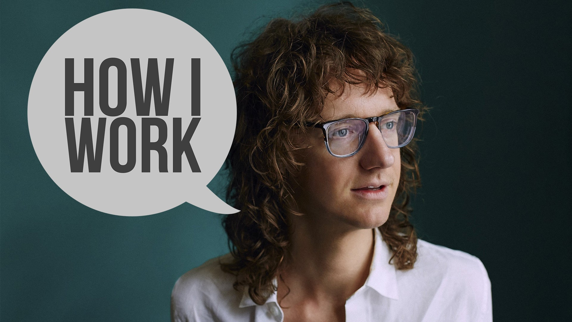 I'm Comedian Chris Fleming, And This Is How I Work
