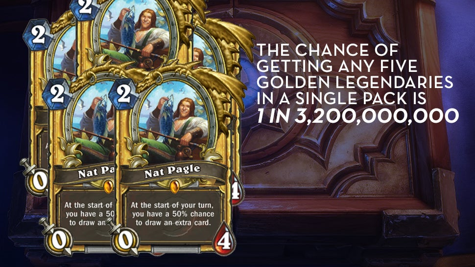 Here's How Rare Hearthstone Cards Actually Are