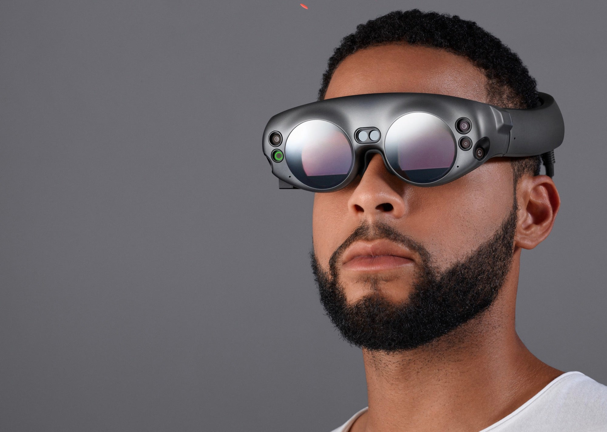 Magic Leap finally proves its mixed reality glasses are real