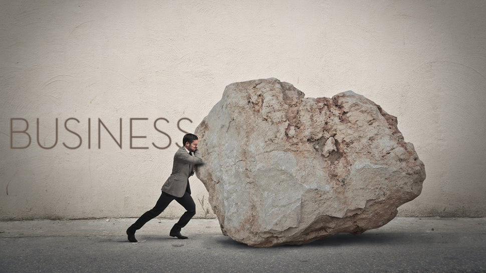 This Week In The Business: Getting Harder
