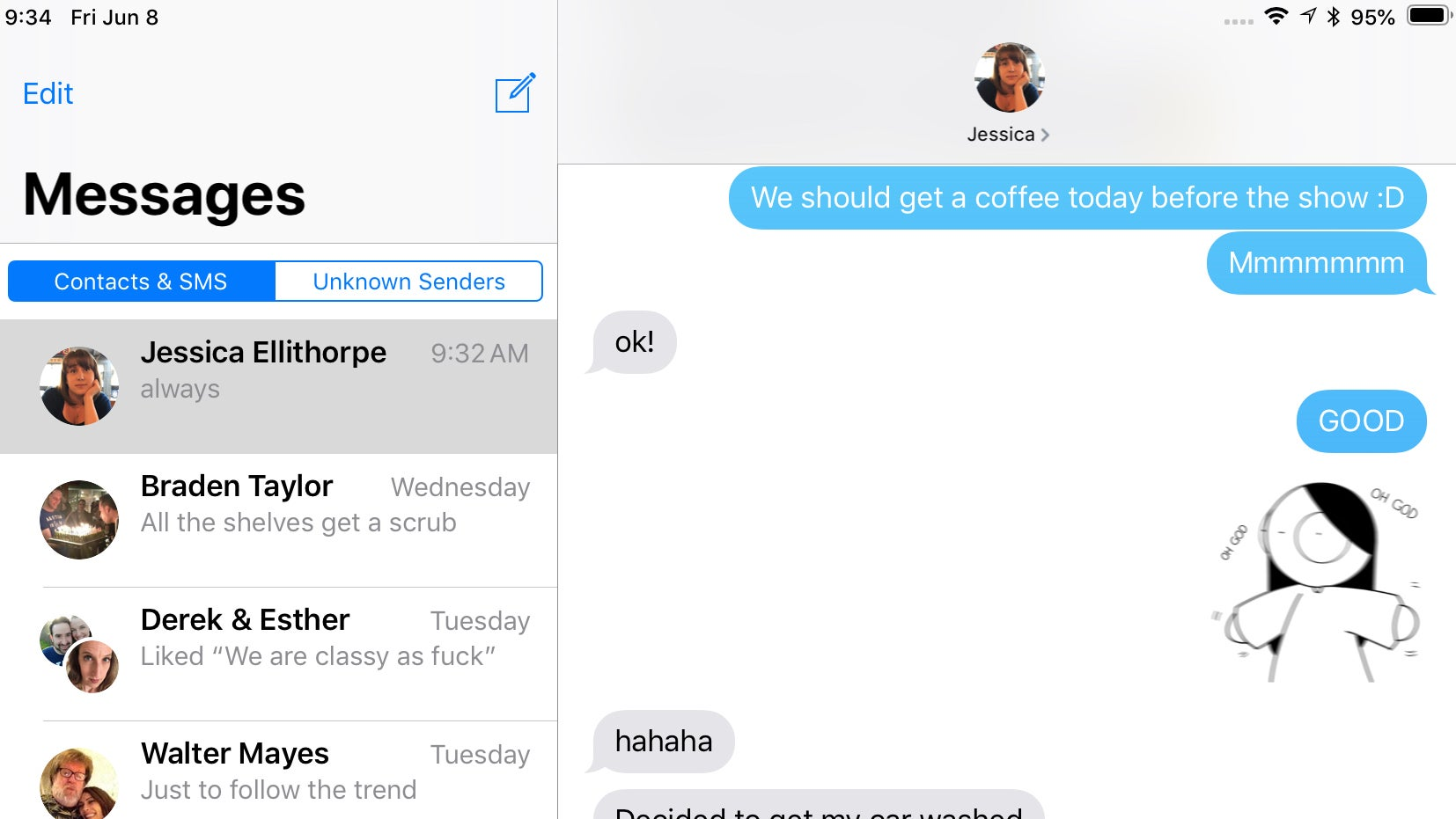 How To See Which Messages Apple Is Storing In iCloud