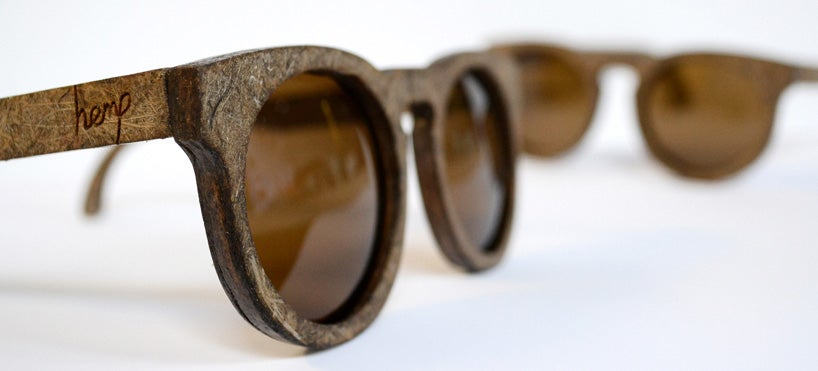 These Sunglasses Are Made of... Hemp?
