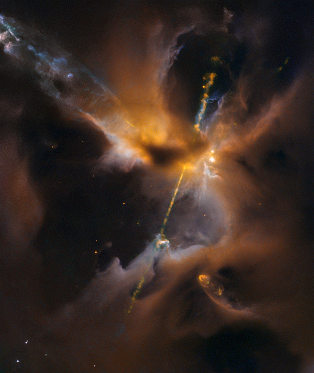 An Eruptive Star Proves Our Galaxy Is Magical Even Without the Force