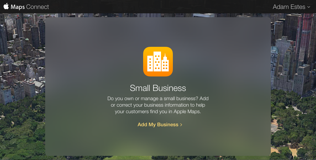 Apple Quietly Launched a Business Listings Service For Maps