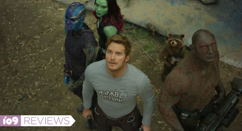 Guardians Of The Galaxy Vol. 2: The Gizmodo Review