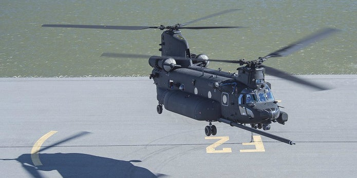 The Stealthy Chopper That Sneaks Special Forces Behind Enemy Lines