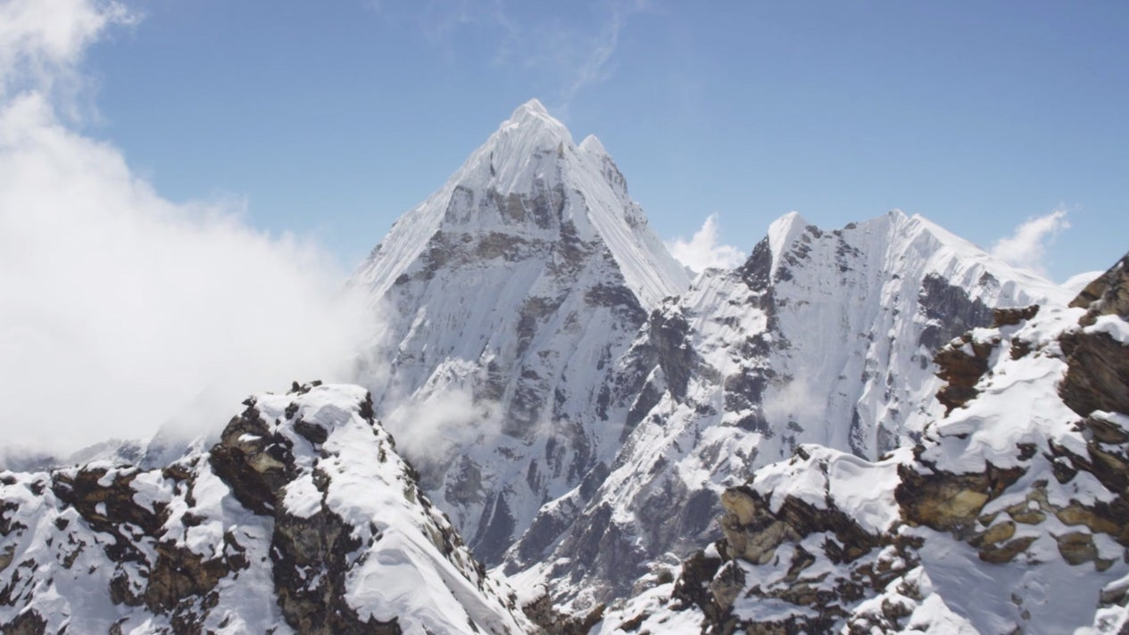 The Clearest Aerial Shots Of The Himalayas Ever