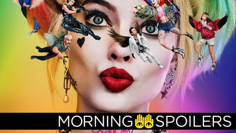 Margot Robbie Teases The 'Kooky' Birds Of Prey
