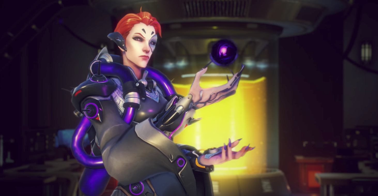 Overwatch's New Character Leads To A Surprising Ship