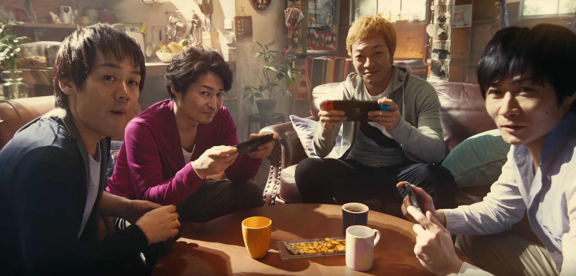 Nintendo Switch Sales Nearly Double In Japan