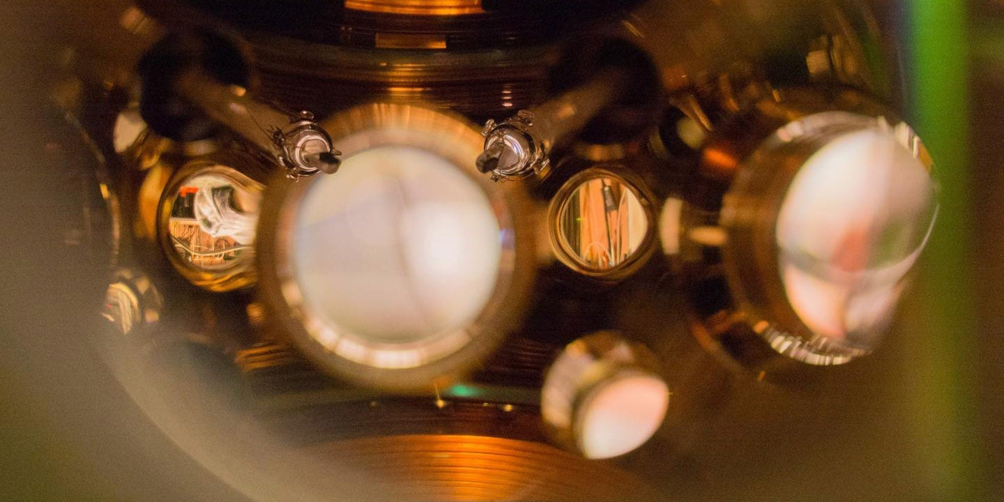 This Clock Only Loses One Second Every 15 Billion Years