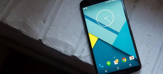 Your Nexus 6's Lack of Fingerprint Sensor Is Apple's Fault