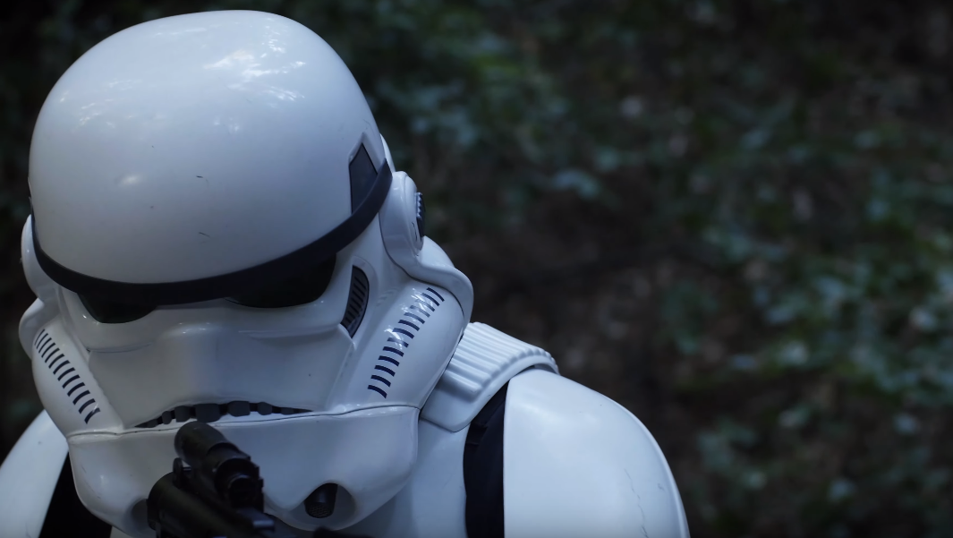 This Creepy Star Wars Fan Film Shows The Plight Of A Lone Stormtrooper After The Battle Of Endor