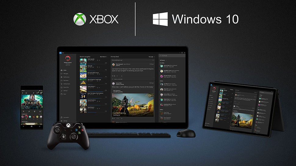 Microsoft's New Xbox Play Anywhere Lets You Buy Games Once, Play Across Windows 10 And Xbox One