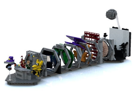 Please Let This MST3K Lego Set Become a Glorious Reality