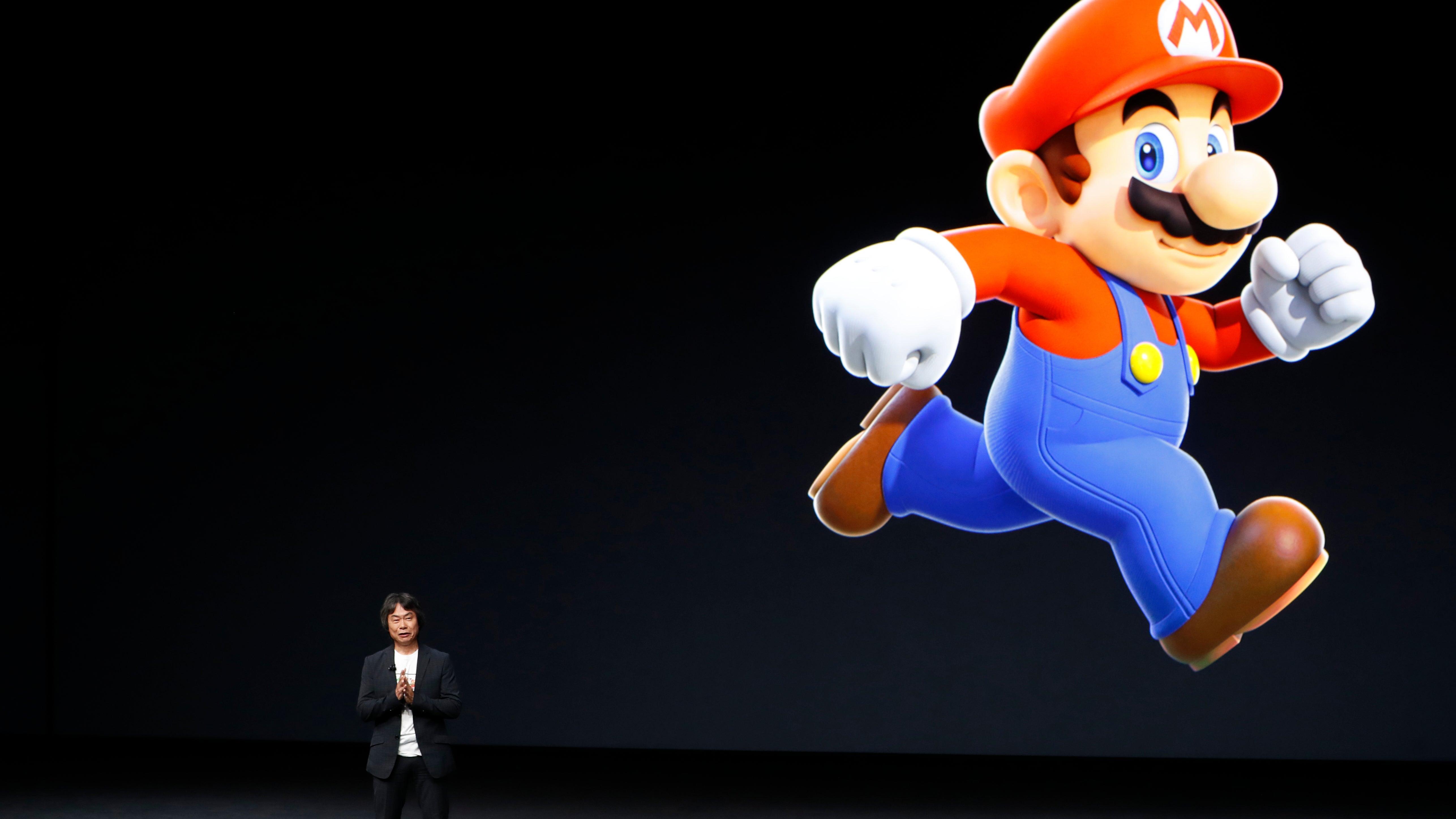 Mario Segale, The Inspiration Behind Nintendo's 'Super Mario,' Dies At 84
