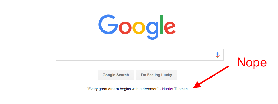 Even Google Got Fooled by a Fake Harriet Tubman Quote