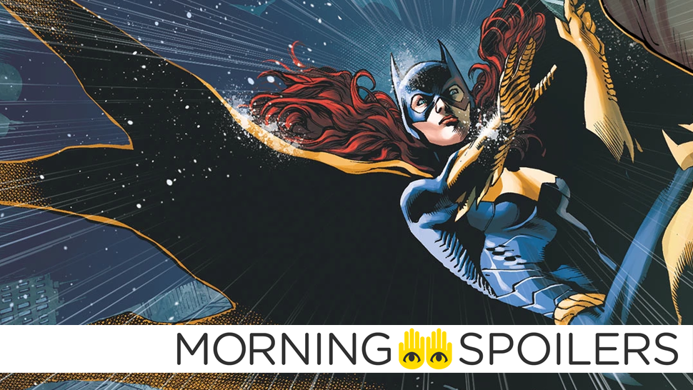 New Details On The Comics That Will Inspire The Batgirl Movie