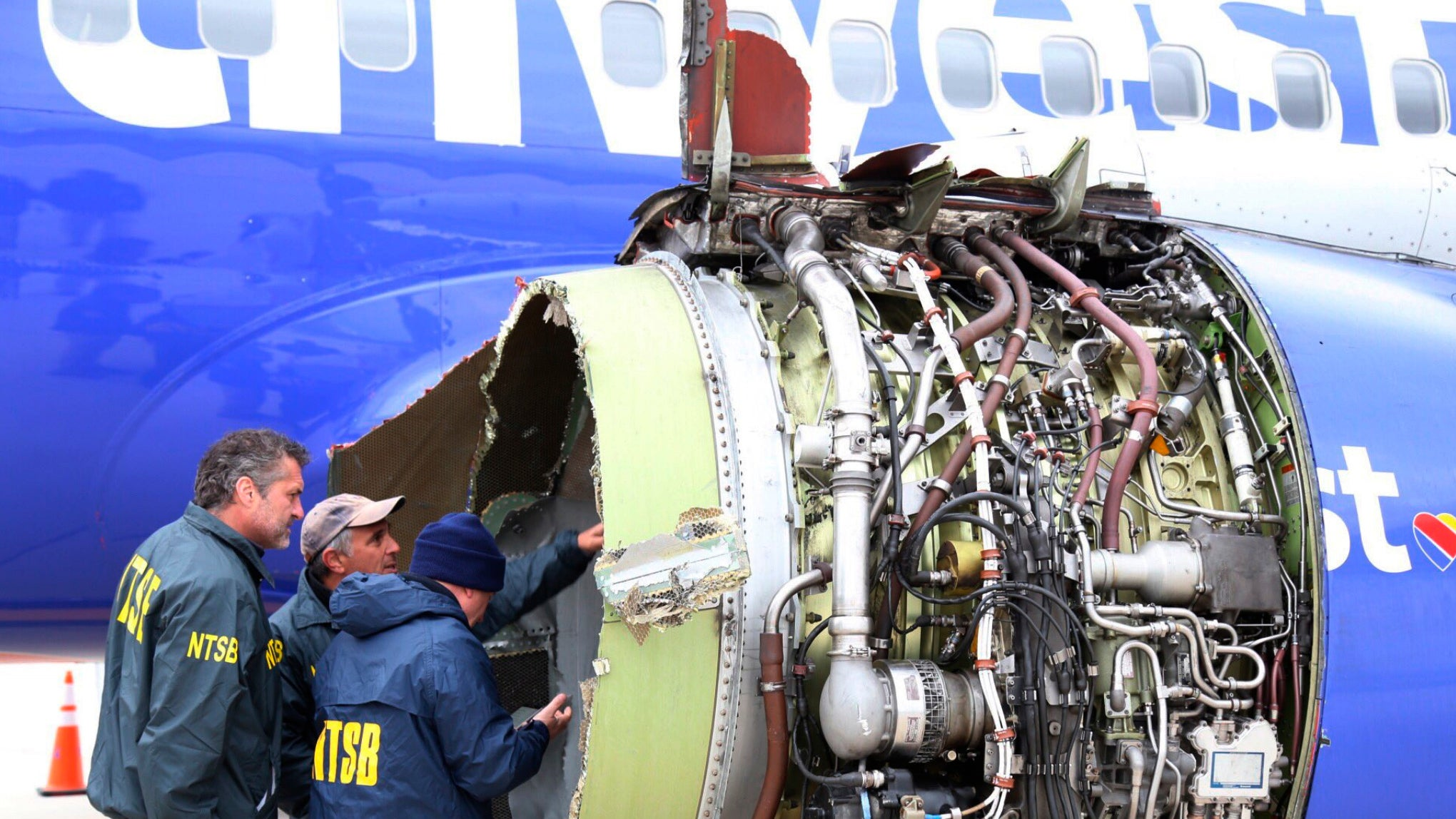 Why You Shouldn't Be Afraid Of Your Plane Losing An Engine
