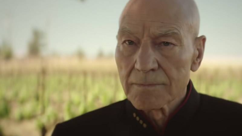 Patrick Stewart Didn't Want Picard To Be A Next Generation Sequel In A Post-Brexit, Post-Trump World
