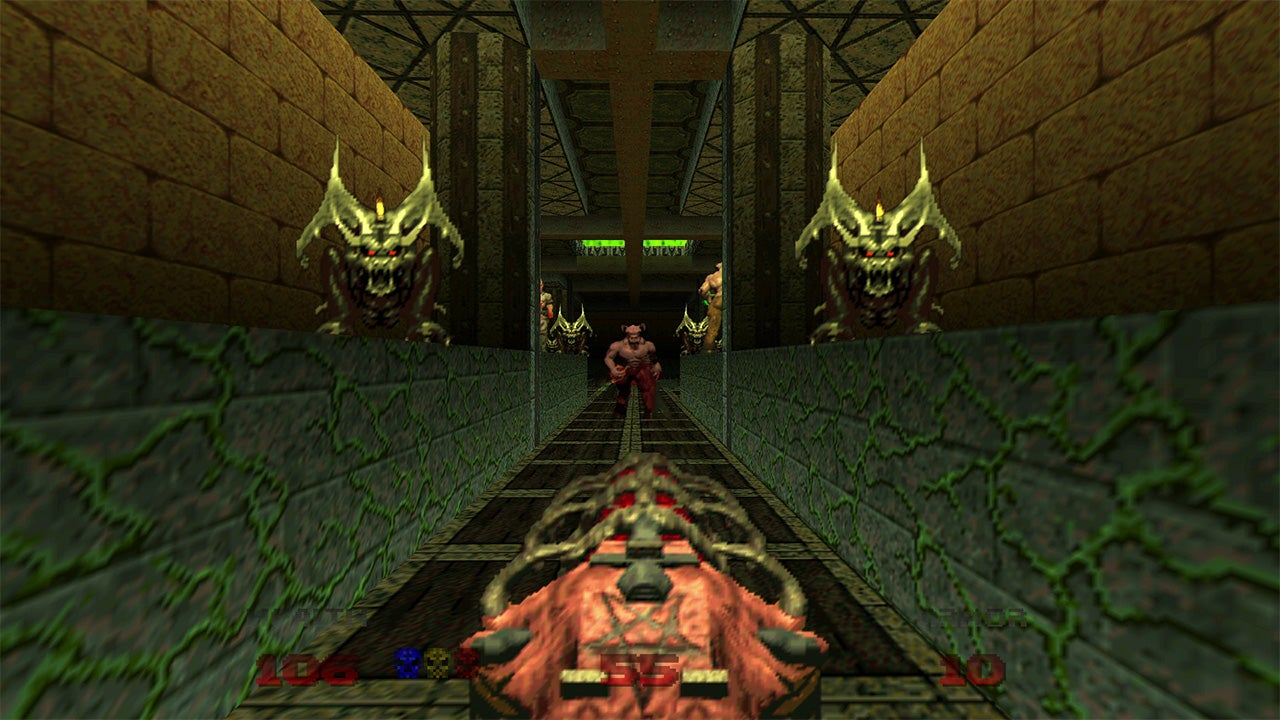 Doom 64 Is A Slower, More Satisfying Burn Than The Original