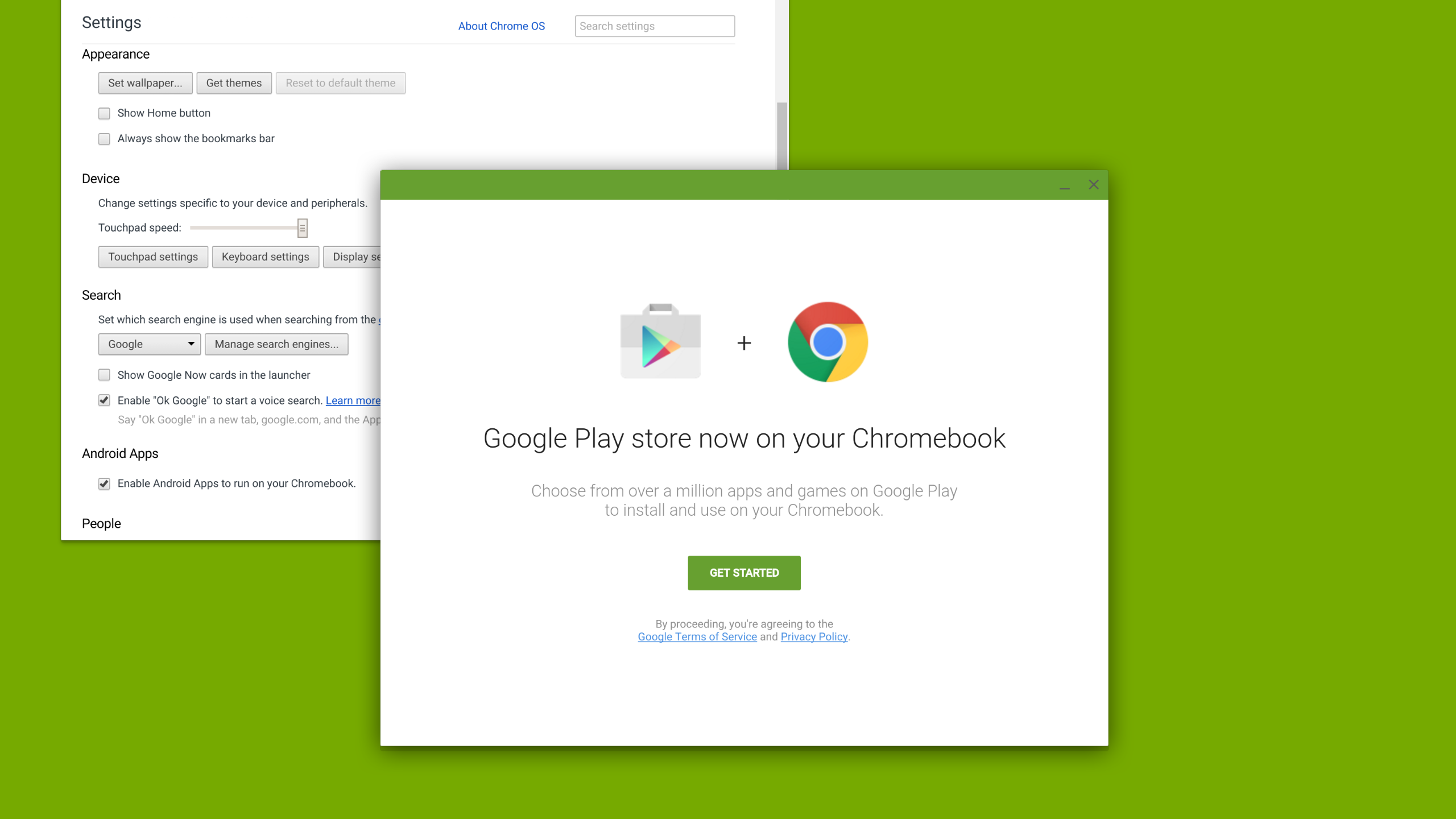 Would You Buy a Chromebook If It Ran Android Apps?