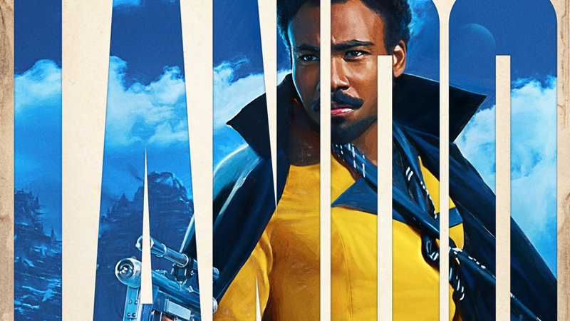 Everything Donald Glover Says Just Makes Us Want A Lando Calrissian Movie Even More