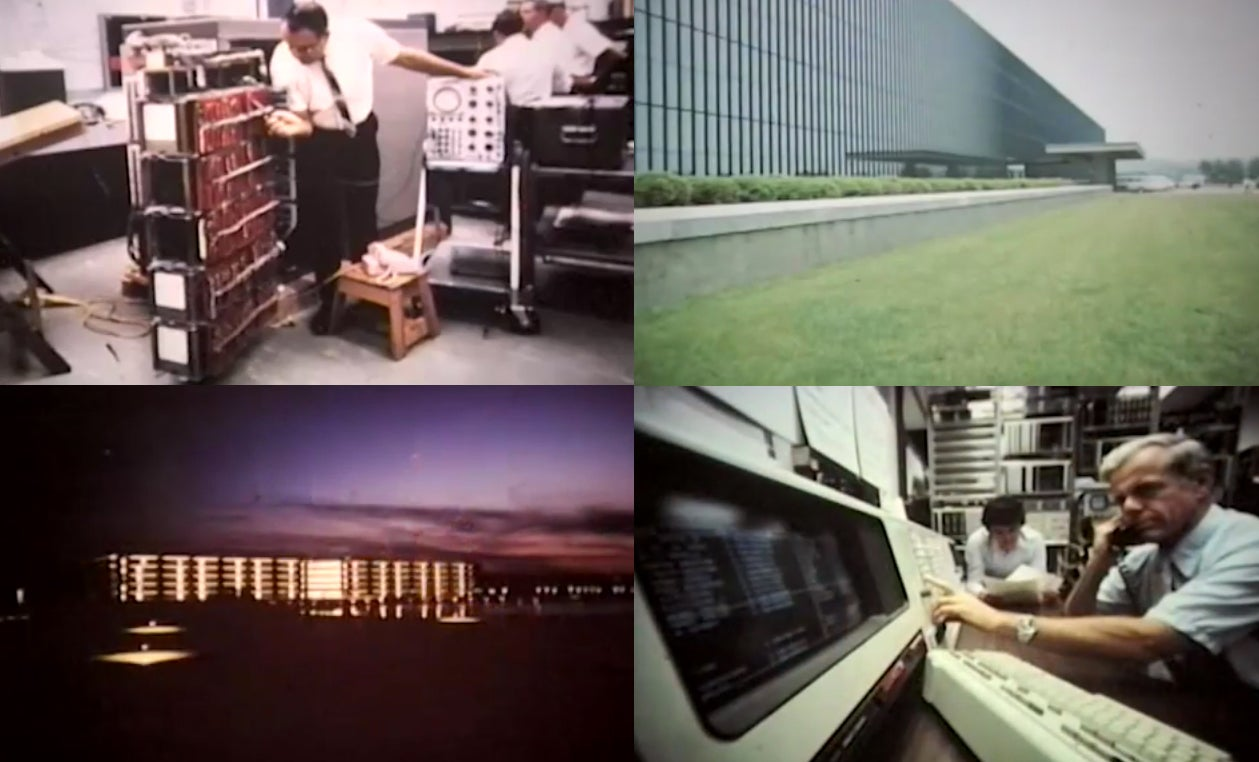 What It Was Like To Work At The Birthplace Of Mobile Phones And Lasers
