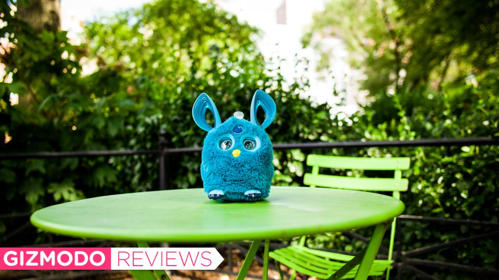 Furby Connect Review: You Can't Spell Furby Without F-U