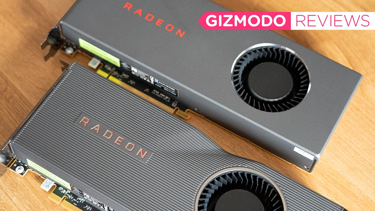A Last Minute Price Drop Makes AMD's New Graphics Cards A Solid Deal