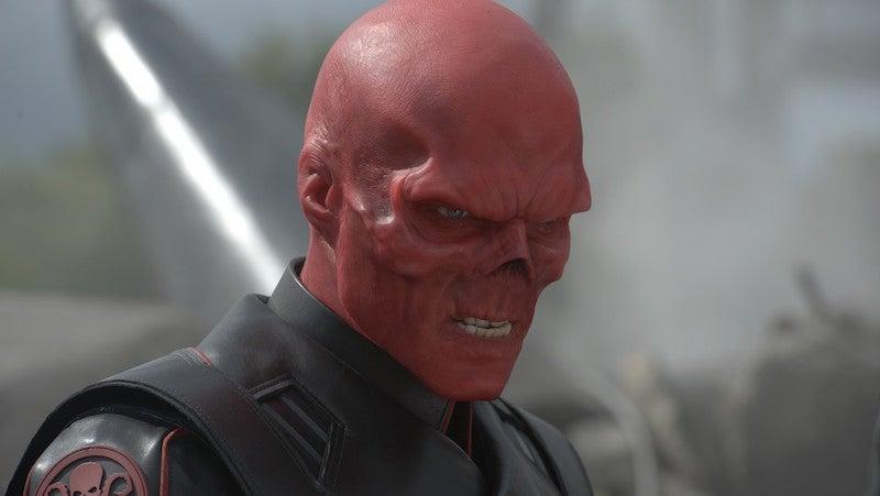 Hugo Weaving Enjoyed OutrageousnessofPlaying Red Skull In Captain America