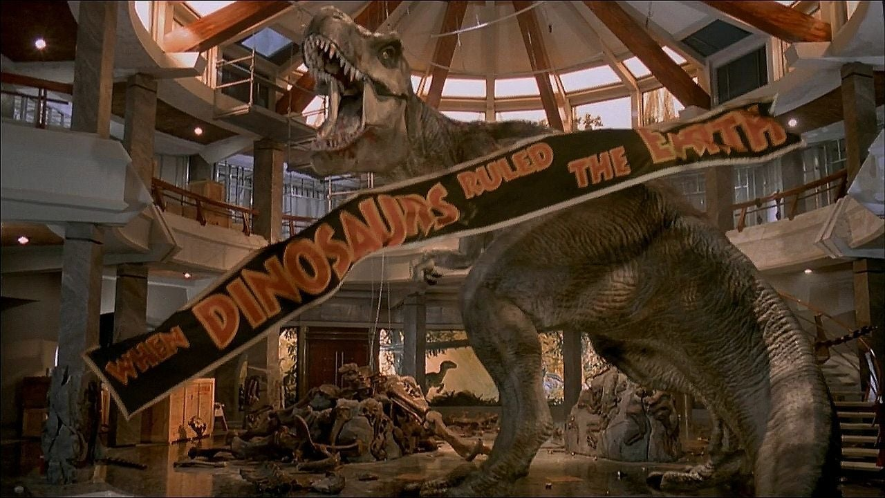 These Storyboards May Reveal Another Alternate Ending To Jurassic Park