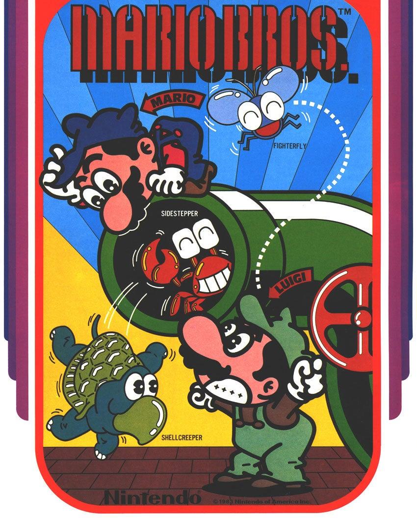 Dude Smashes The Mario Bros. World Record