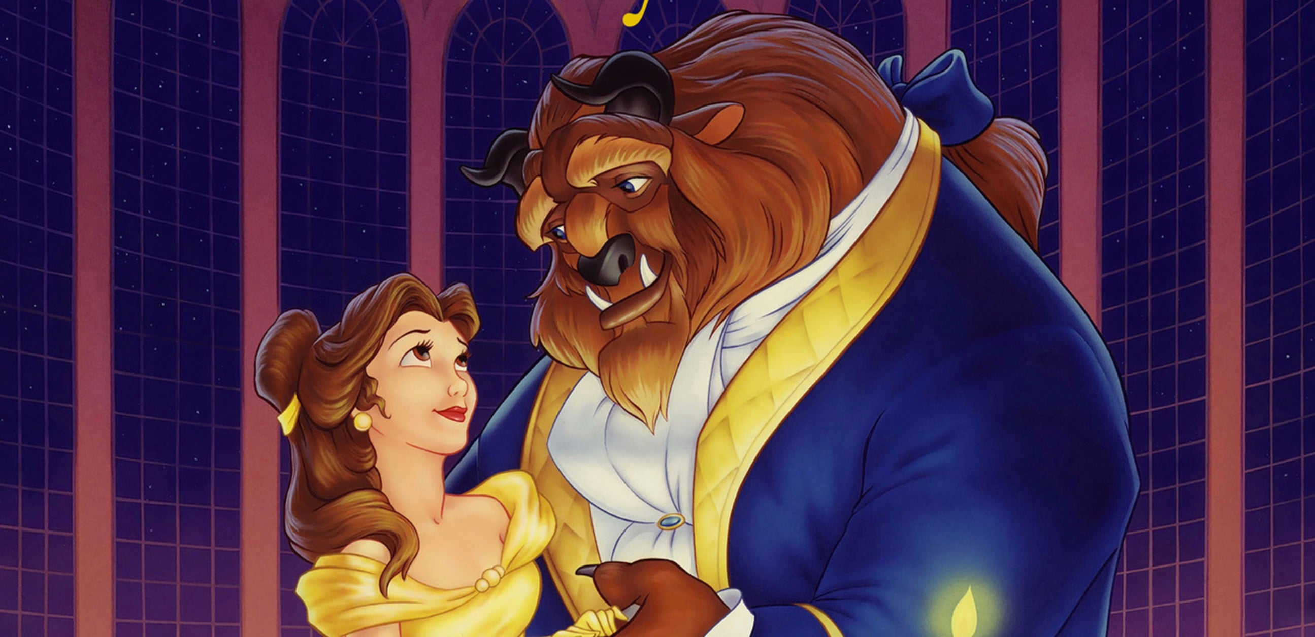 The Animated Beauty And The Beast Remains A Near-Perfect Masterpiece