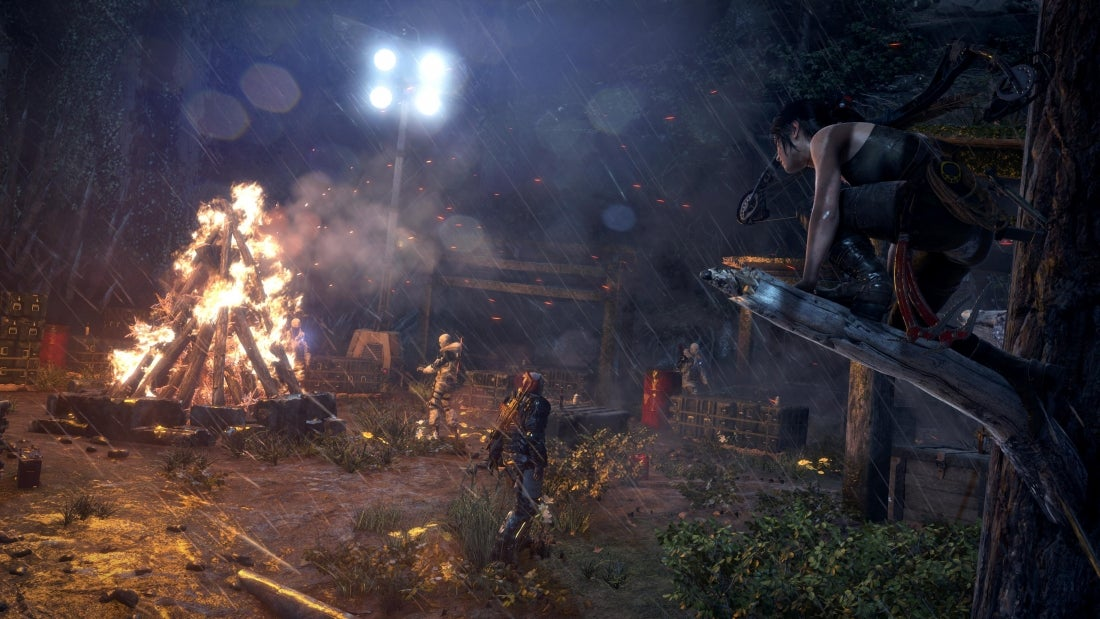 Rise Of The Tomb Raider PC Benchmarks: Steep Demands