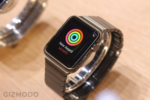 Report: Apple Is Unhappy With the One-Day Battery Life Of the Watch