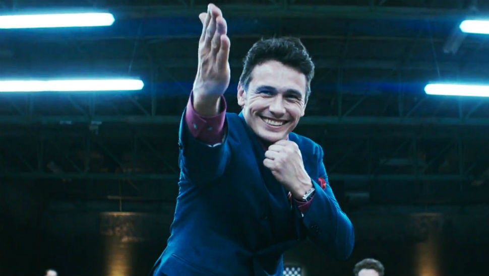 James Franco And Dennis Quaid Join The Intriguing Sci-Fi Film Kin