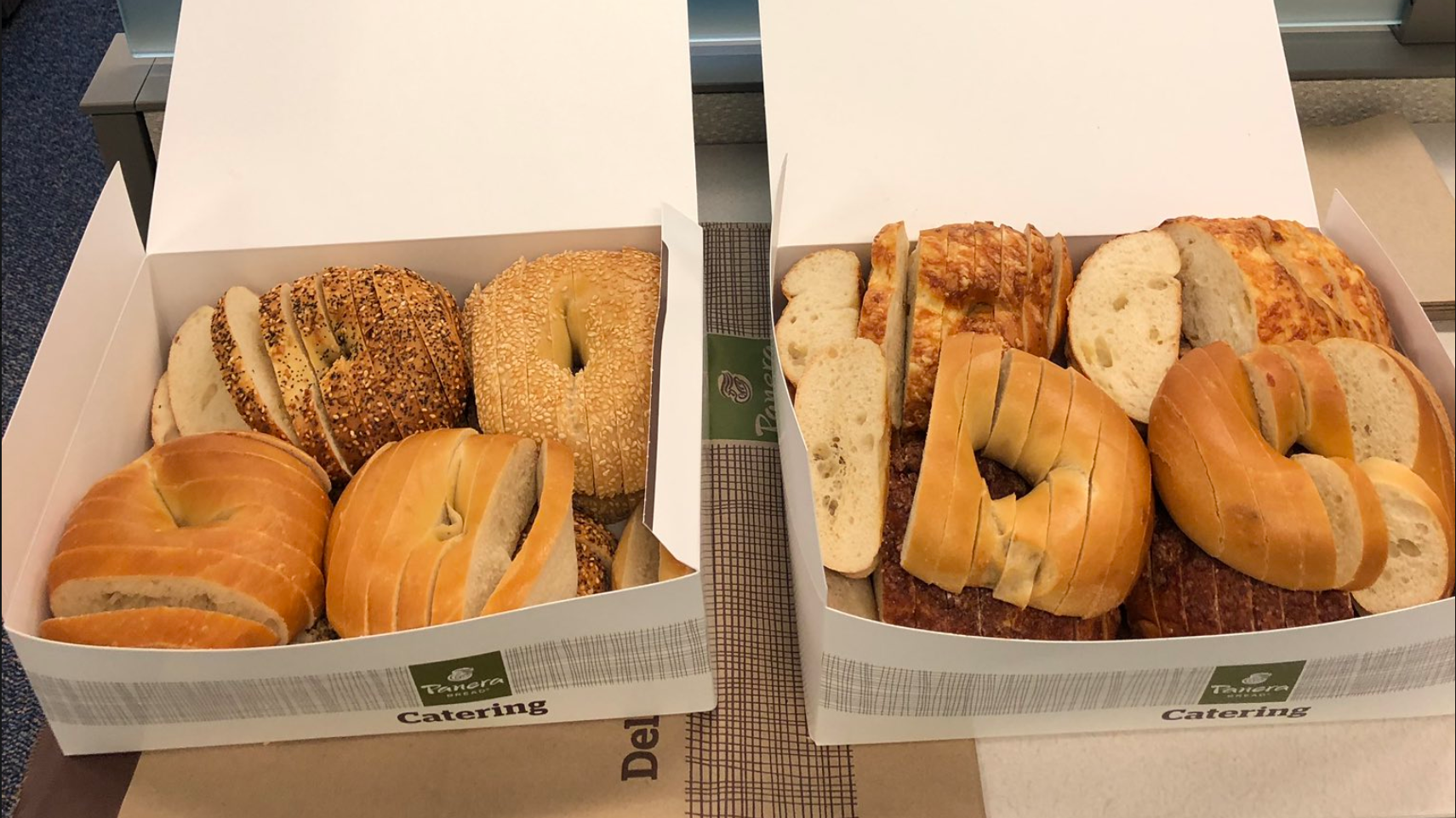 Should You Slice Bagels Like A Loaf Of Bread?